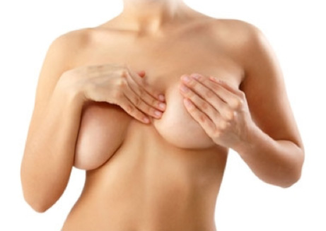 Boca Raton woman displays breast lift results